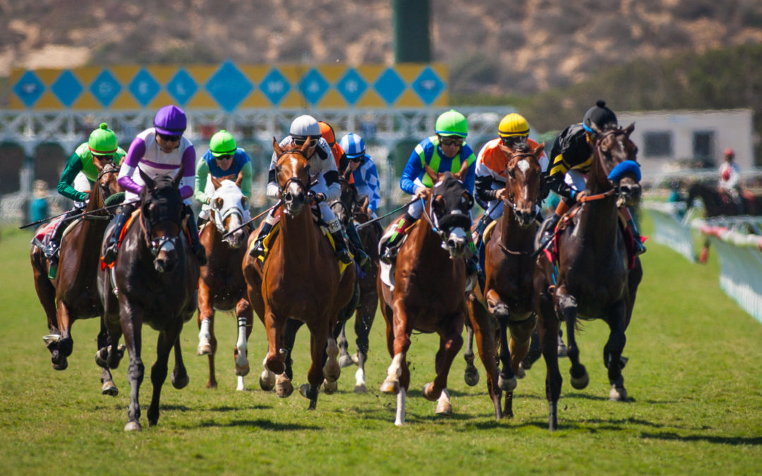 Opening Day at Del Mar Race Track